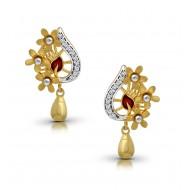 Gold Bali / Earring A.Diamond 6.72gram