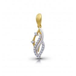 Gold Pendant A. Diamond 1.13gram