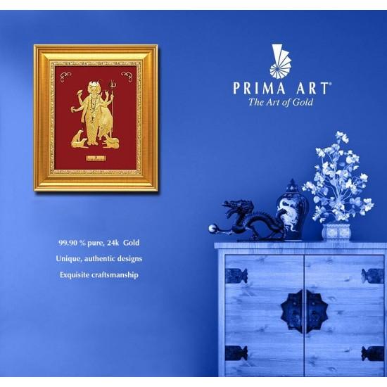 Pure 24 karat Golden Frame A7 Dattaguru Prima Art  by Amol Jewellers LLP