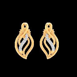 Kisna Brand Sun Shine Set Earrings 40114E by Amol Jewellers LLP