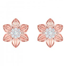 Kisna Brand Sun Drop Earring 40312E  by Amol Jewellers LLP