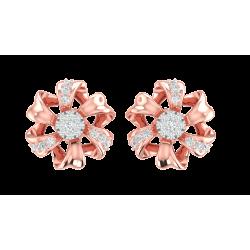 Kisna Brand Sun Drop Earring 40313E  by Amol Jewellers LLP
