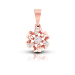 Kisna Brand Sun Rise Pendent 40313P by Amol Jewellers LLP