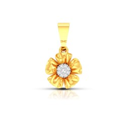 Kisna Brand Sun Rise Pendent 40315P by Amol Jewellers LLP