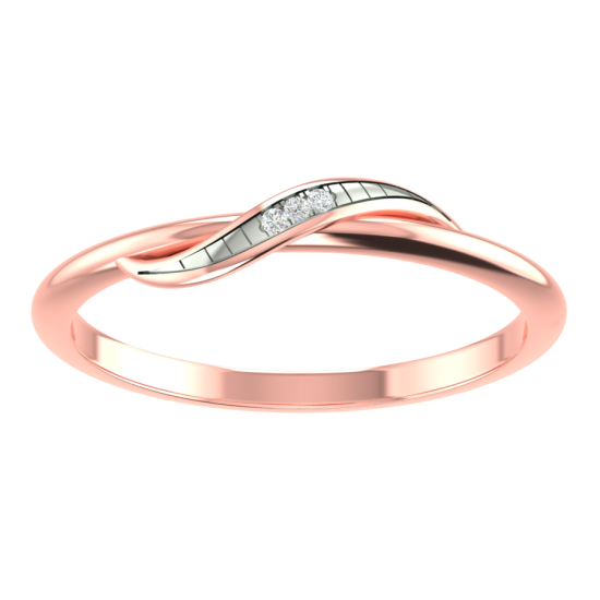Kisna Sun Spring Ring 10591  by Amol Jewellers LLP