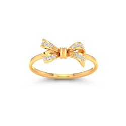 Kisna Sun Spring Ring 10791 by Amol Jewellers LLP