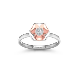 Kisna Sun Spring Ring 10794 by Amol Jewellers LLP