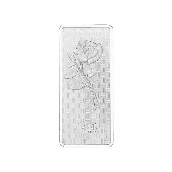 1000 grams / 1 KG RSBL Silver Bar in 999 24kt Purity Fineness